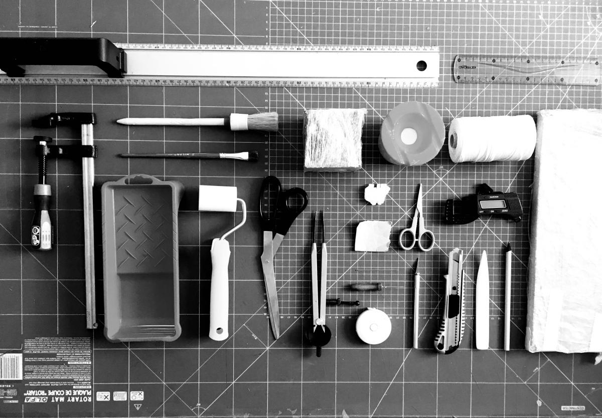 Knihařské nástroje